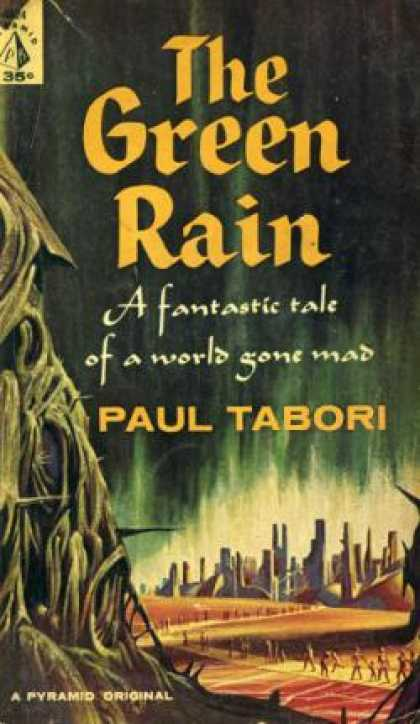 Pyramid Books - The Green Rain - Paul Tabori