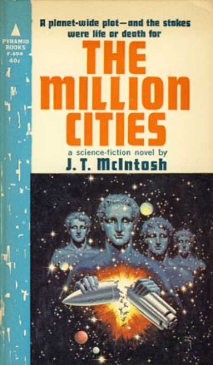 Pyramid Books - The Million Cities