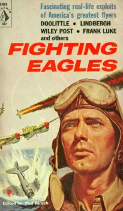 Pyramid Books - Fighting Eagles - Phil Hirsch