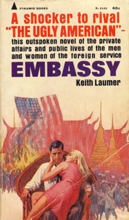 Pyramid Books - Embassy - Keith Laumer