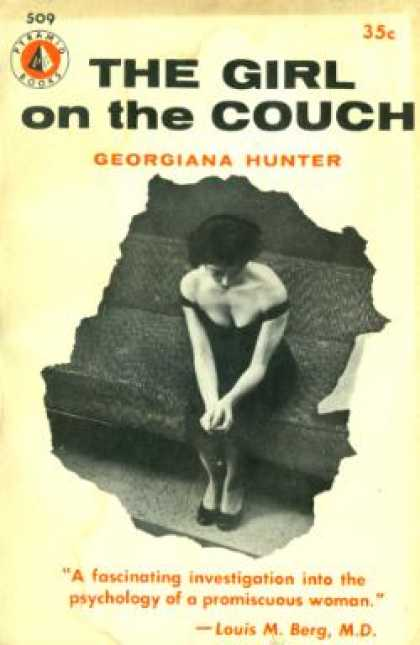 Pyramid Books - The Girl On the Couch