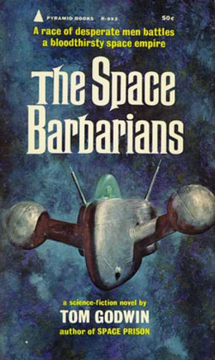 Pyramid Books - The Space Barbarians