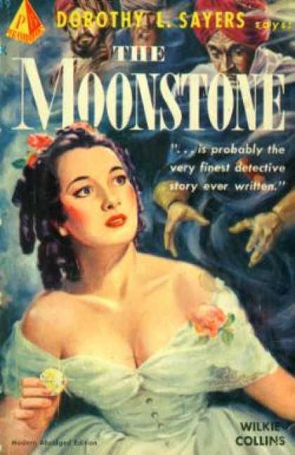 Pyramid Books - The Moonstone - Dorothy L. Sayers