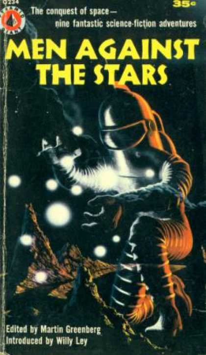 Pyramid Books - Men Against the Stars