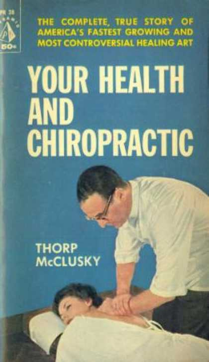 Pyramid Books - Your Health and Chiropractic