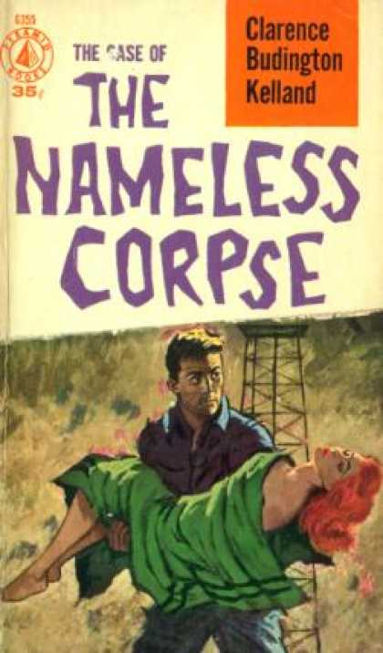 Pyramid Books - Case of the Nameless Corpse, the - Clarence Budington Kelland