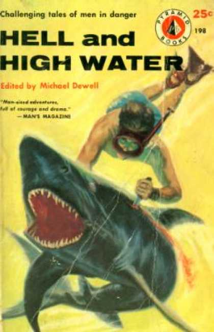 Pyramid Books - Hell and High Water - Michael Dewell