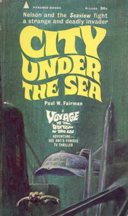 Pyramid Books - City Under the Sea - Paul W. Fairman