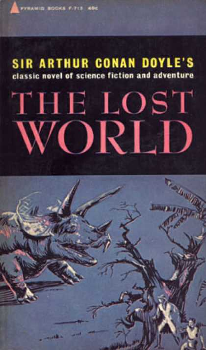 Pyramid Books - Lost World, The