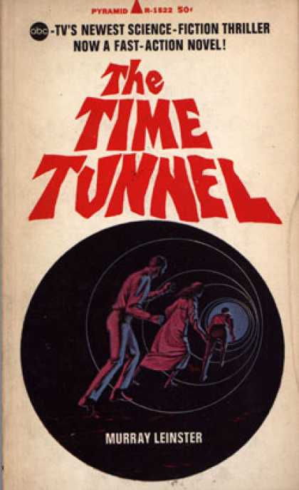 Pyramid Books - Time Tunnel #3 - Murray Leinster