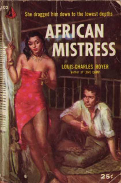 Pyramid Books - African Mistress - Louis--charles Royer
