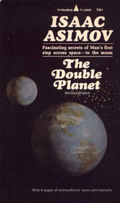 Pyramid Books - The Double Planet - Isaac Asimov