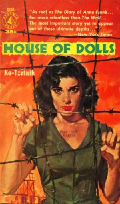 Pyramid Books - House of Dolls - Ka-tzetnik 135633
