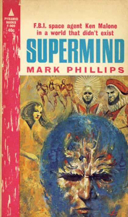 Pyramid Books - Supermind - Mark Phillips