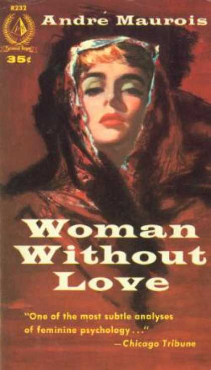 Pyramid Books - Woman Without Love