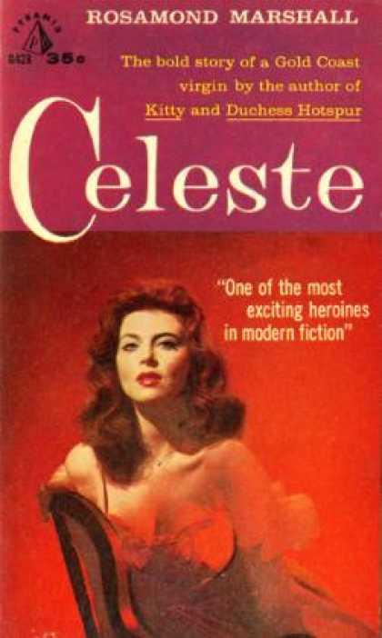 Pyramid Books - Celeste - Rosamond Marshall