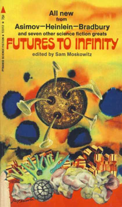 Pyramid Books - Futures To Infinity