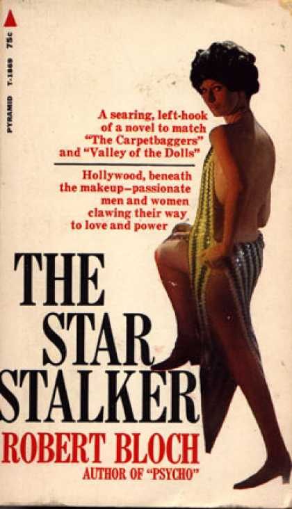 Pyramid Books - The Star Stalker - Robert Bloch