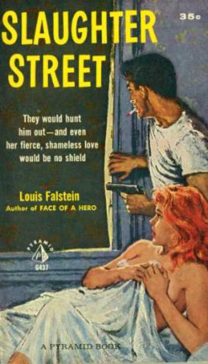 Pyramid Books - Slaughter Street - Louis Falstein