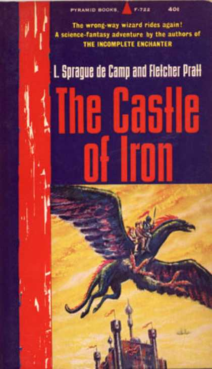Pyramid Books - The Castle of Iron