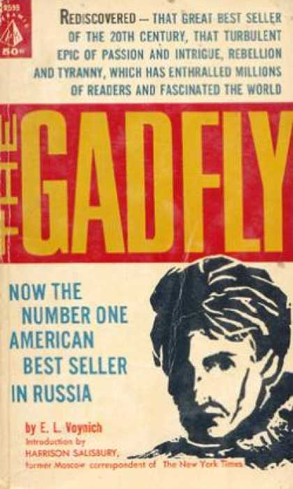 Pyramid Books - The Gadfly