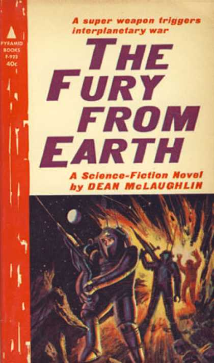 Pyramid Books - Fury From Earth, The