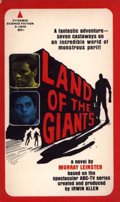 Pyramid Books - Land of the Giants