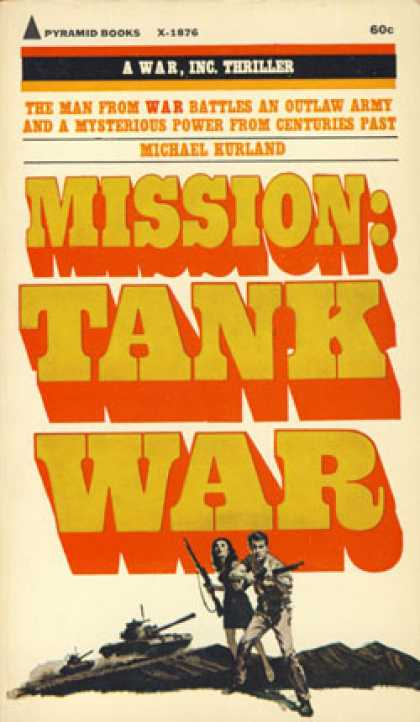 Pyramid Books - Mission: Tank War - Michael Kurland