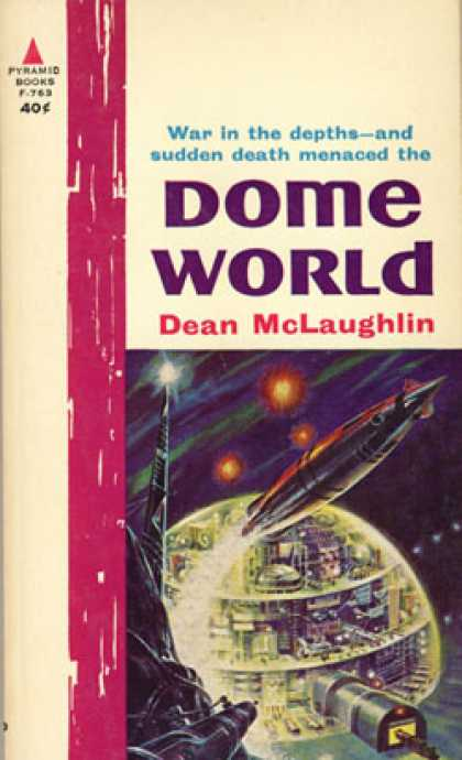 Pyramid Books - Dome World - Dean Mclaughlin
