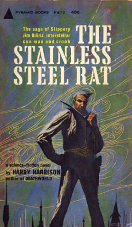 Pyramid Books - The Stainless Steel Rat - Harry Harrison