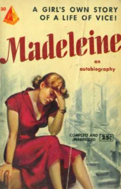 Pyramid Books - Madeleine : An Autobiography