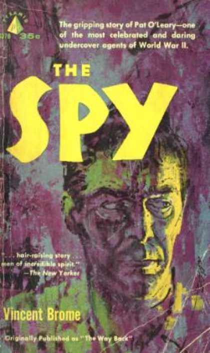 Pyramid Books - The Spy - Vincent Brome