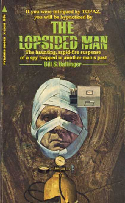 Pyramid Books - The Lopsided Man - Bill S Ballinger