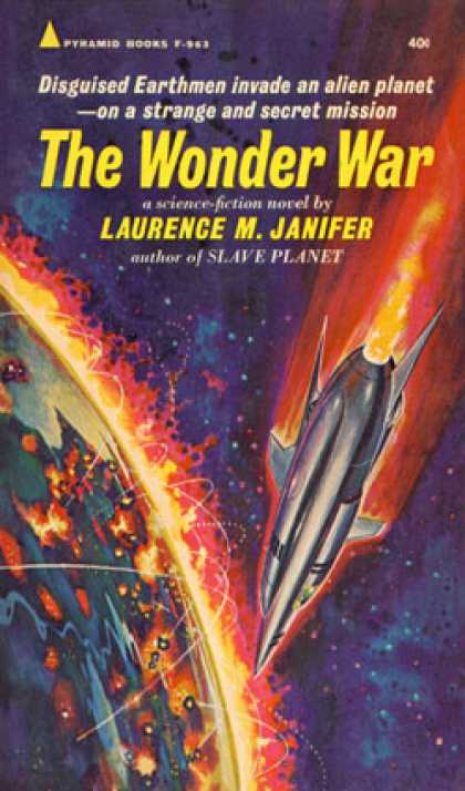 Pyramid Books - The Wonder War