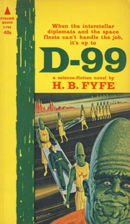 Pyramid Books - D-99