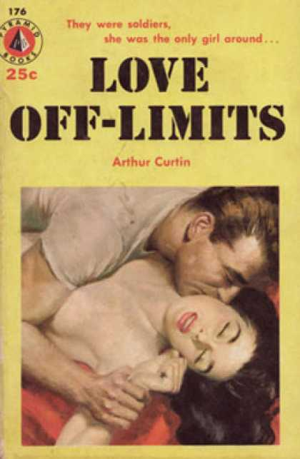 Pyramid Books - Love Off-limits