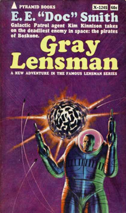Pyramid Books - Gray Lensman