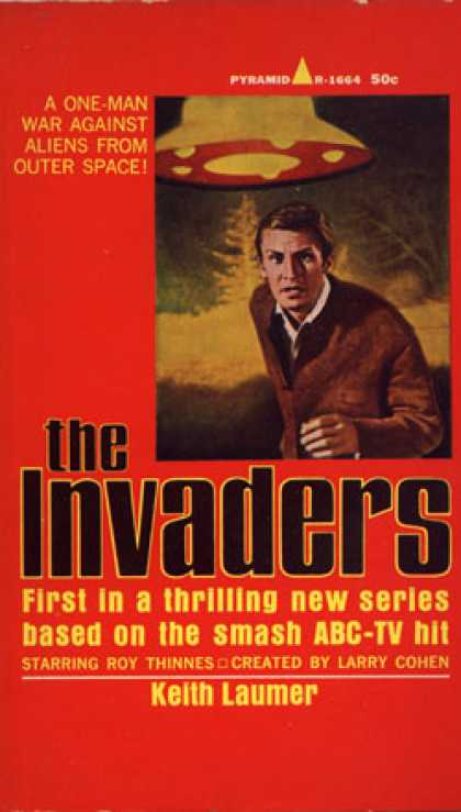 Pyramid Books - The Invaders
