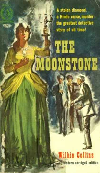 Pyramid Books - Wilkie Collins : The Moonstone