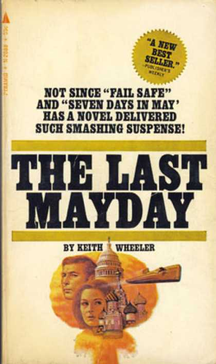 Pyramid Books - The Last Mayday - Keith Wheeler