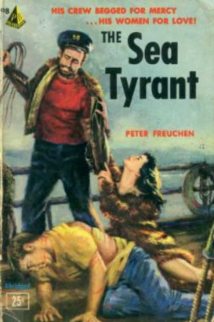 Pyramid Books - The Sea Tyrant