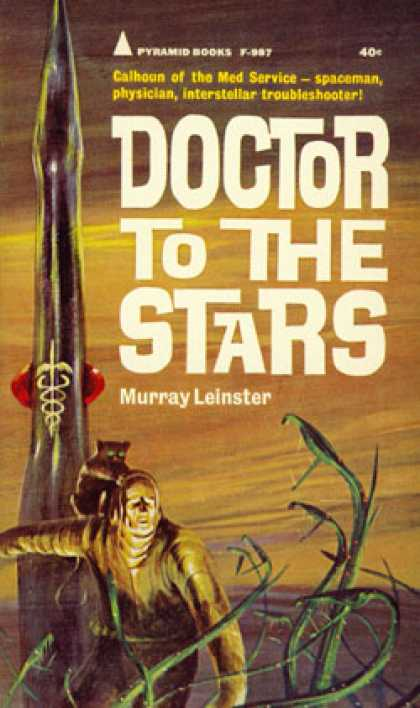 Pyramid Books - Doctor To the Stars - Murray Leinster