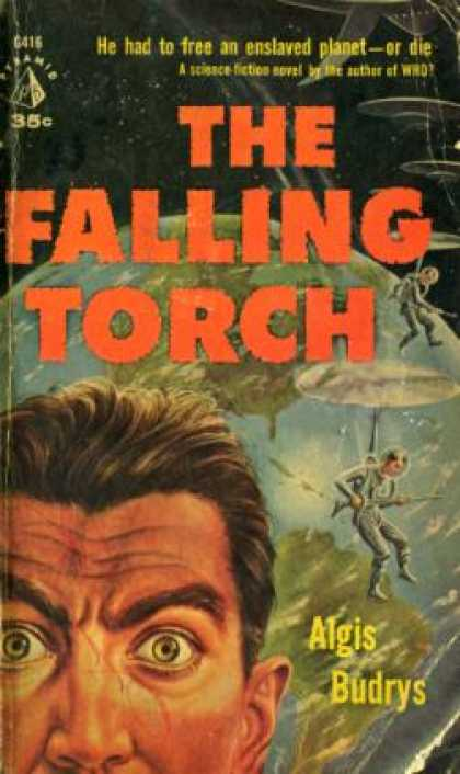 Pyramid Books - The Falling Torch - Algis Budrys