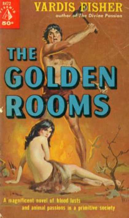 Pyramid Books - The Golden Rooms