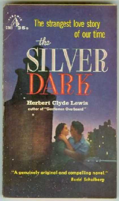 Pyramid Books - The Silver Dark - Herbert Clyde Lewis