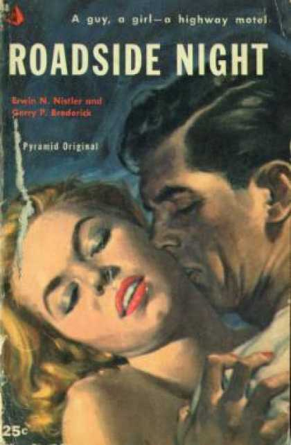 Pyramid Books - Roadside Night - Erwin N. Nistler