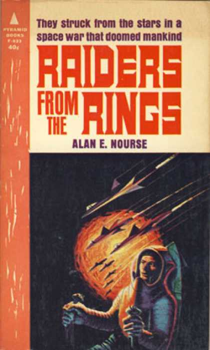 Pyramid Books - Raiders From the Rings