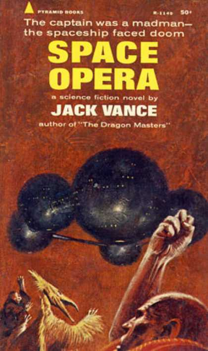 Pyramid Books - Space Opera - Jack Vance
