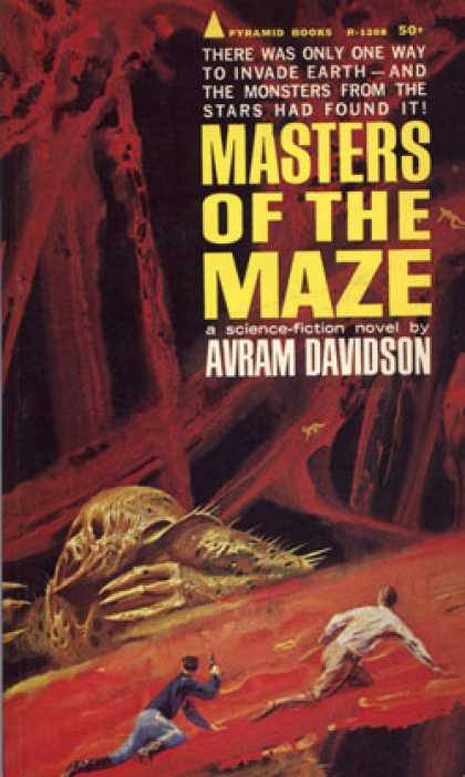 Pyramid Books - Masters of the Maze