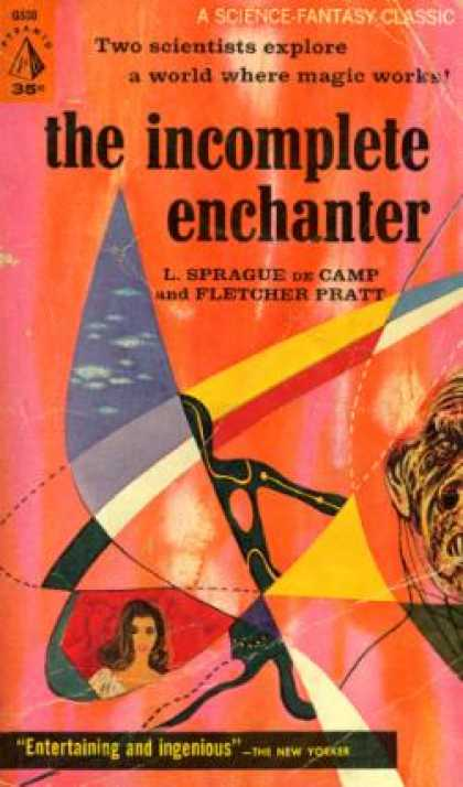 Pyramid Books - The Incomplete Enchanter